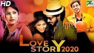Love Story 2020 | New Released Full Hindi Dubbed Movie | O Pilla Nee Valla | Krishna,Monika Singh