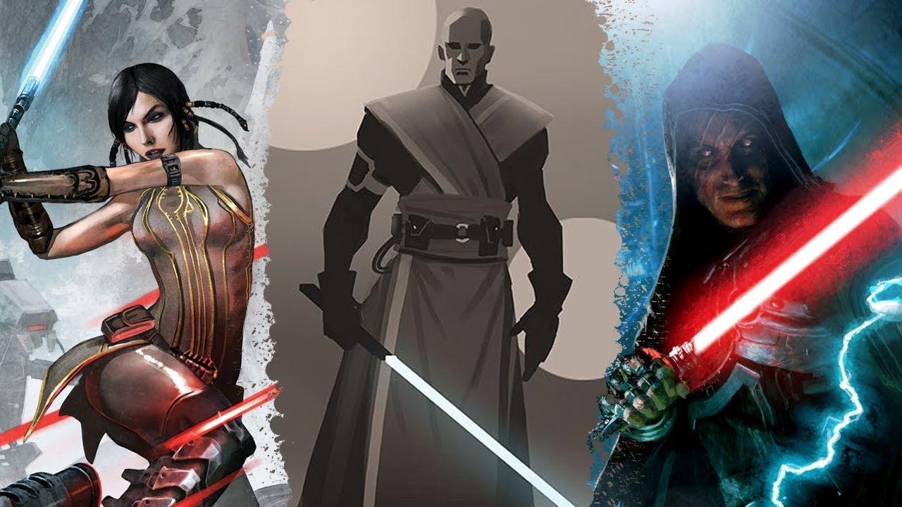 Who Are The Grey Jedi? Grey Jedi Code, Balance Of The ...