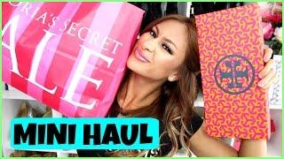 Baixar MINI HAUL TRY ON: Victoria Secret Semi Annual Sale, Tory Burch
