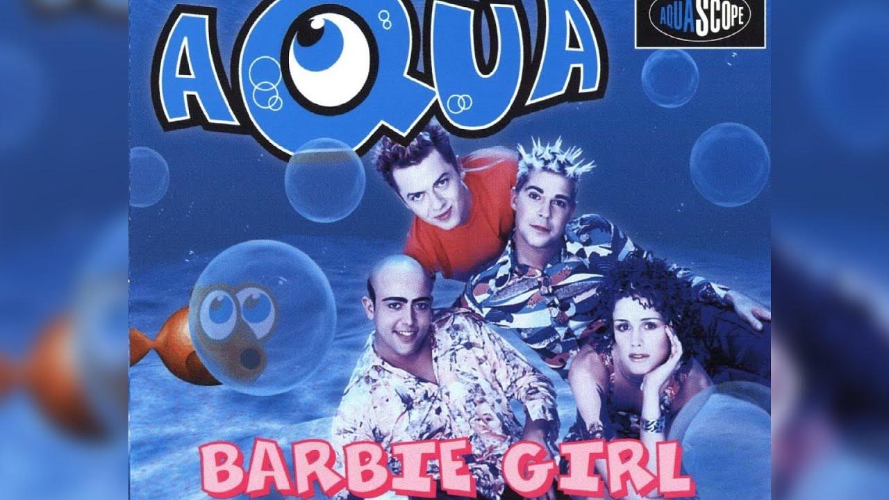 Aqua Barbie Girl