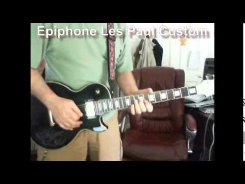 Gibson vs Epiphone vs Jay Turser Les Paul