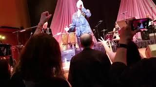 Celebrating David Bowie, Seattle, 3-10-18. 11  Let's Dance