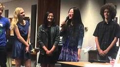 Tempe Sister Cities Student Ambassadors 2016