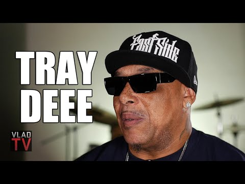Tray Deee On Why He Left The 'Up In Smoke' Tour (Part 6)