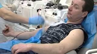 Деньги донорам с редкой группой крови