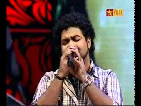 Aarariraro - Airtel Super singer 3 - Santhosh