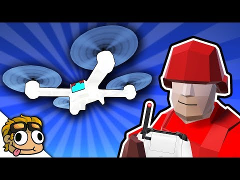 RC DRONE MOD + NEW BETA 9 UPDATE! | Ravenfield Mod Beta 9 Gameplay