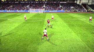 FIFA 15 Andy Carroll screamer