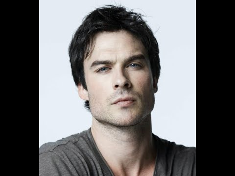 Transvestigating The Vampire Diaries: Ian Somerhalder