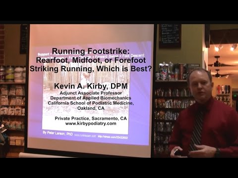 Running Footstrike: Rearfoot, Midfoot or Forefoot, Which is Best?