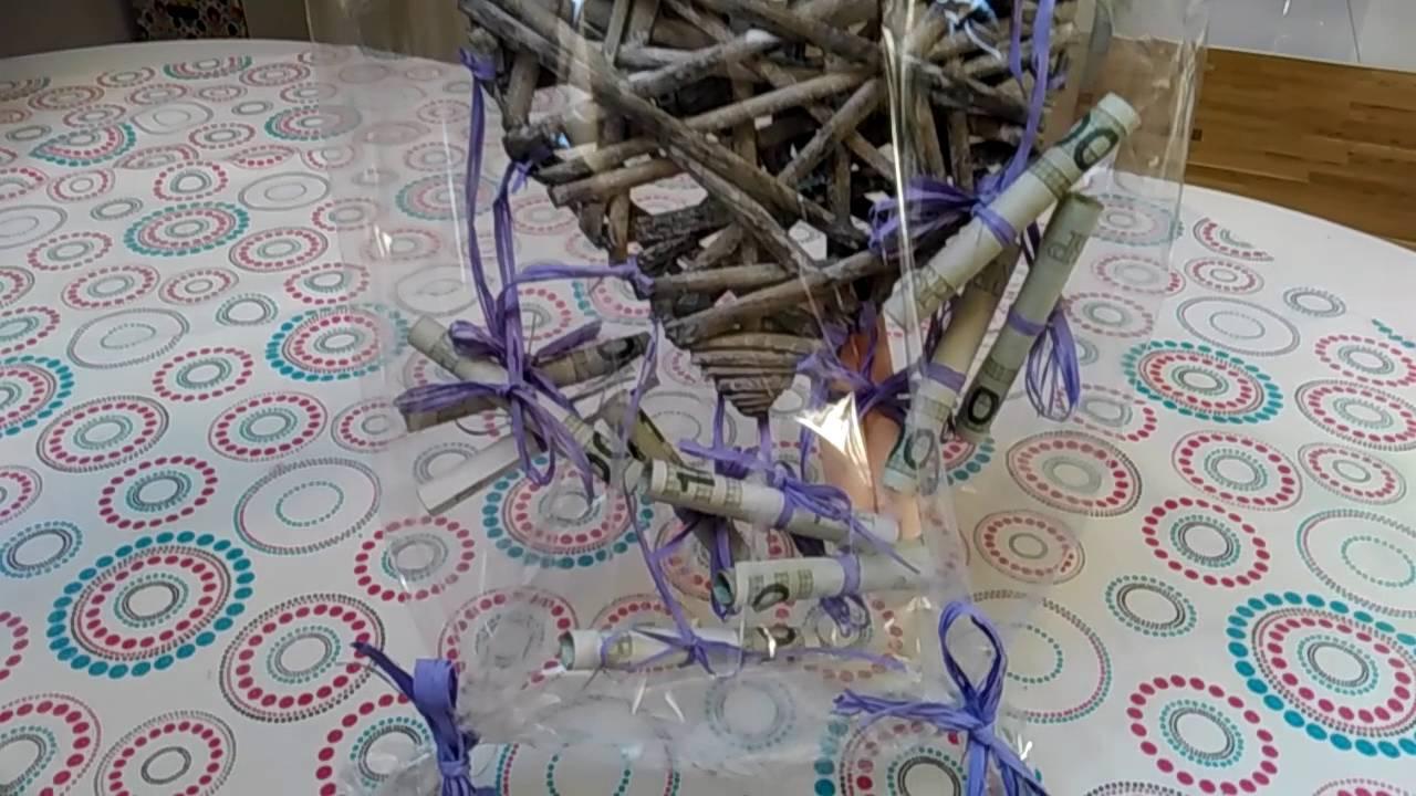 1deb00ce99a7ff Super prezent ślubny - niesamowity pomysł - YouTube