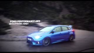 All-new Ford Focus RS on the road thumbnail