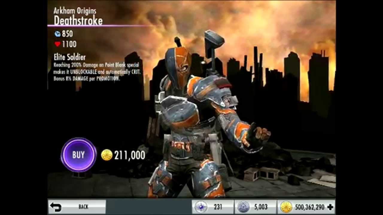 injustice how to play deathstroke