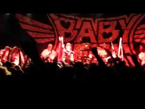 Babymetal - clip from Seattle, WA showbox SoDo 2016 tour