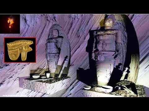 Ancient Egyptian City Found In The Grand Canyon?
