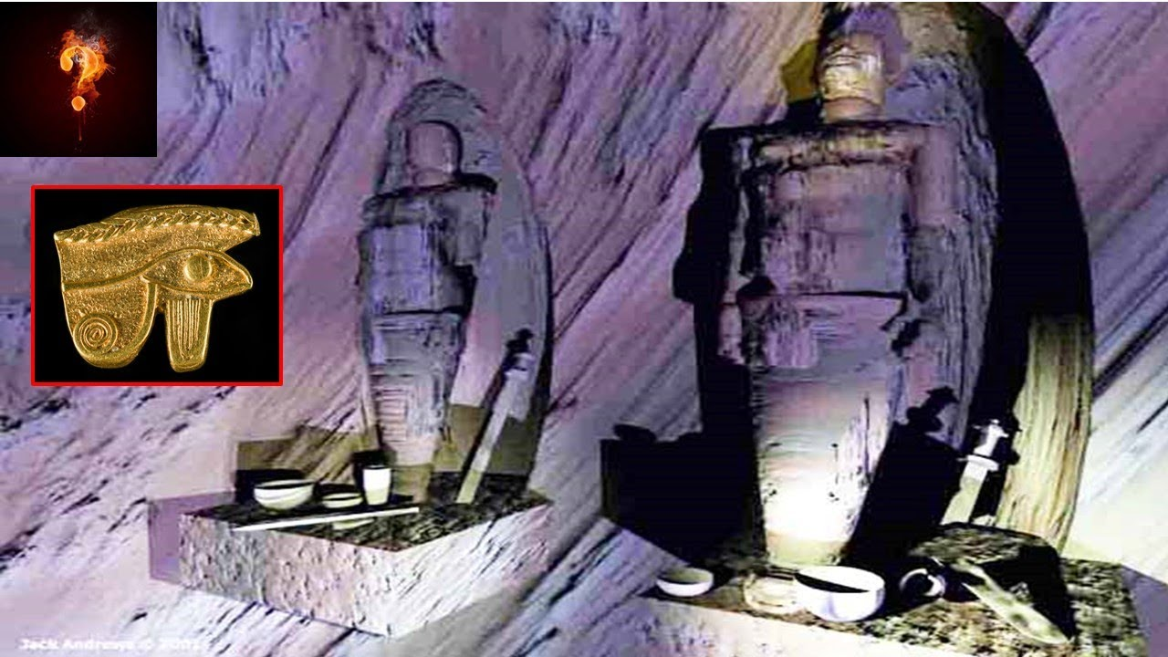 Ancient Egyptian City Found In The Grand Canyon YouTube - Explorers discover ancient 1200 year old egyptian city
