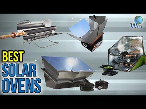 6 Best Solar Ovens 2017