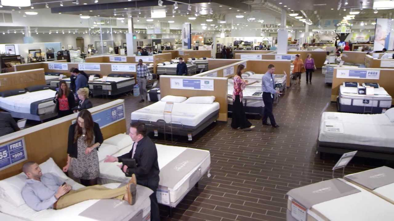 Nebraska furniture mart a store like no other youtube for Furniture market