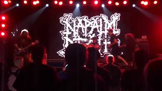 NAPALM DEATH - Camp Bestival 26th July 2019