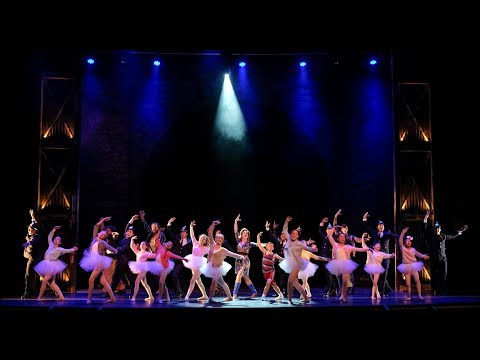 SDMT Billy Elliot - Now Playing