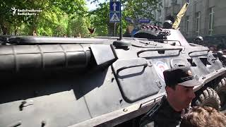 Armenia Protests Restart