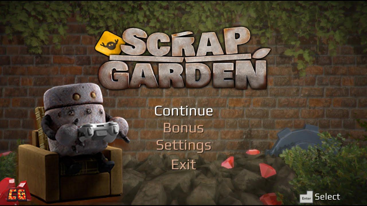 scrap garden gameplay 2 indo version youtube - Scrap Garden