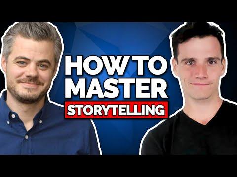3 Principles To Master Storytelling