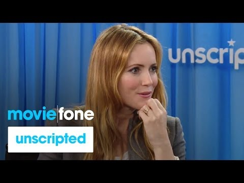 Leslie Mann's Dating Advice  Unscripted