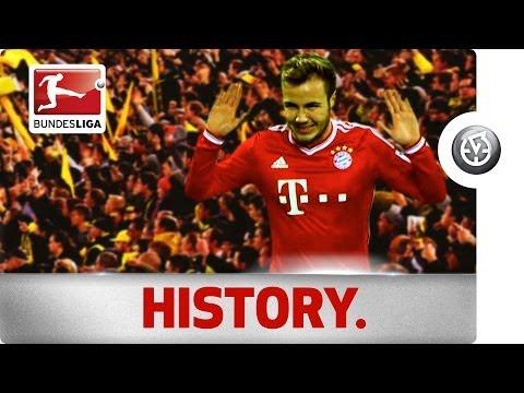 Mario Götze's return to Dortmund