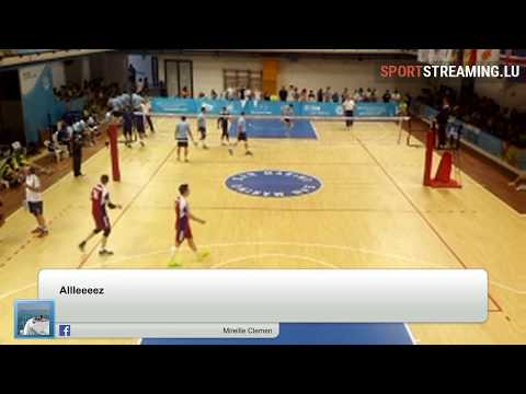 GSSE 2017 Volleyball Gold Medal Match Luxembourg vs San Marino