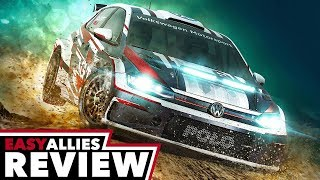Dirt Rally 2.0 - Easy Allies Review (Video Game Video Review)
