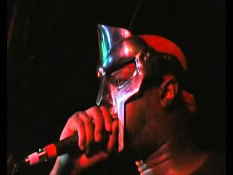 MF Doom live concert 1/6