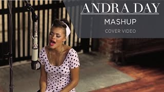"Andra Day - ""He Can Only Hold Her"" vs. ""Doo-Wop"" [Amy Winehouse & Lauryn Hill Mash-Up Cover]"