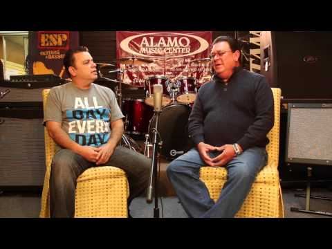 Mike Robles Interviews Tejano Music Legend David Lee Garza. A Must See!!!