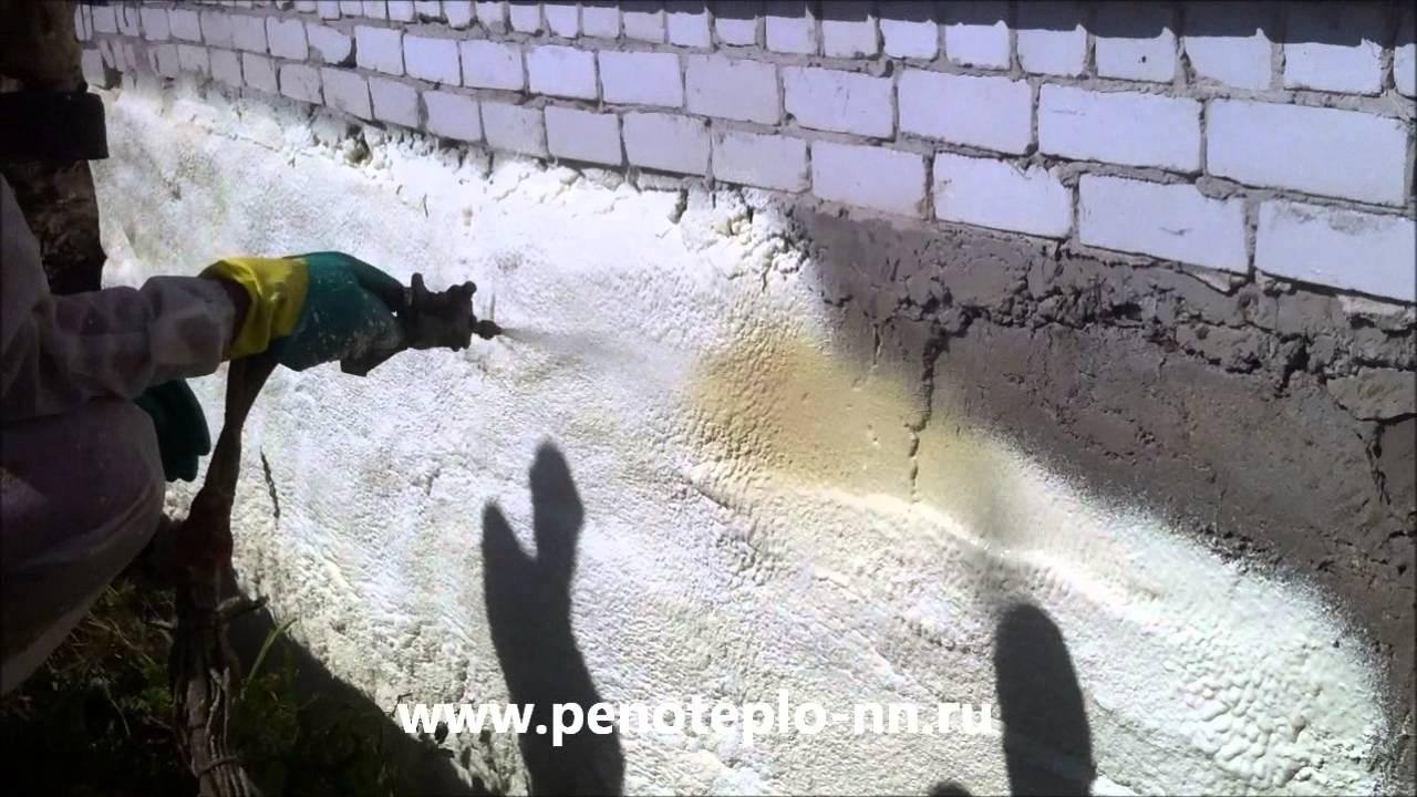 Гидроизоляция для подвалов ппу полиуретановый герметик стоимость
