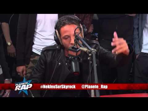 PiquredeRap | Freestyle Nekfeu & Alpha Wann - Planète Rap Skyrock