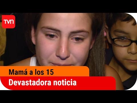 Mamá a los 15 | T01E07: Una devastadora noticia para Paz