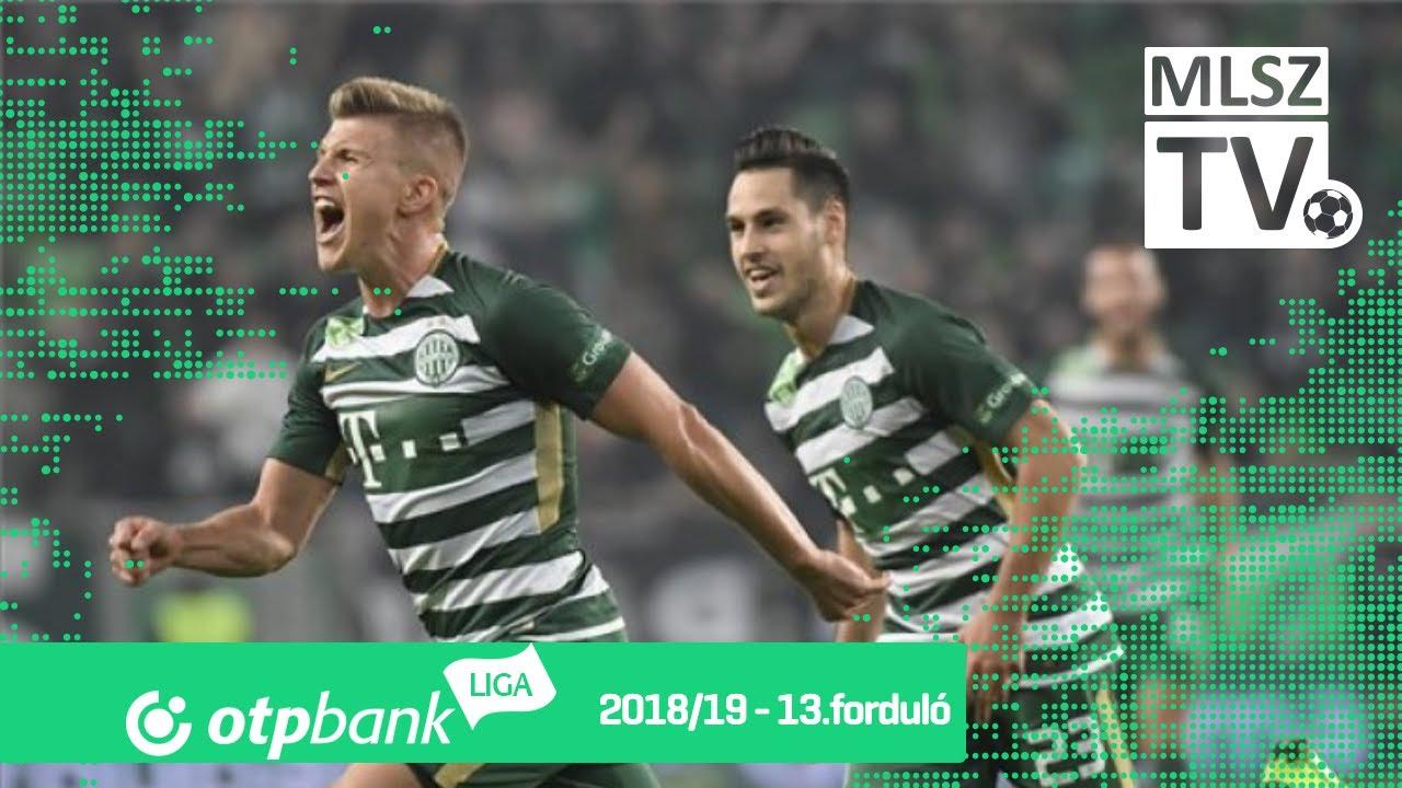 Sigér Dávid Miklós gólja a Ferencvárosi TC - MTK Budapest mérkőzésen