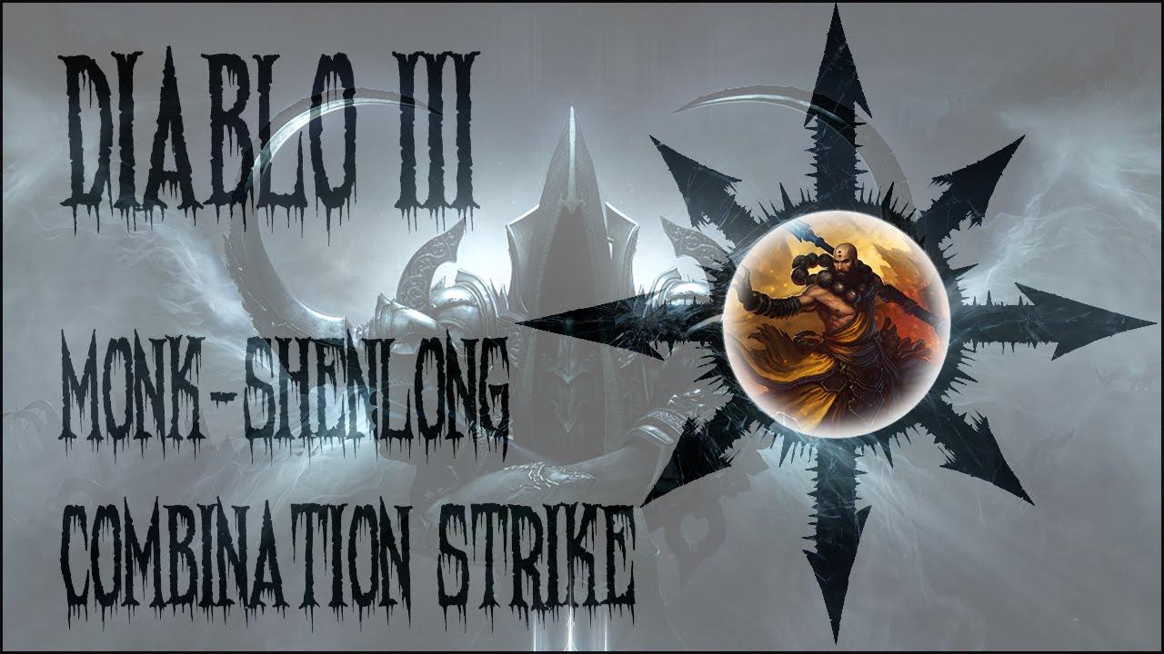 Download Diablo 3 - Shenlong Combination Strike Monk 2.1