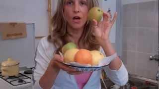 How To Make Natural Fruit & Vegetable Wash