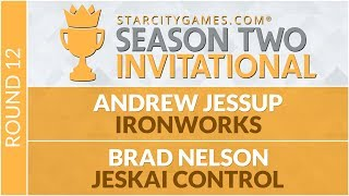 SCGINVI Round 12 Andrew Jessup vs Brad Nelson Modern