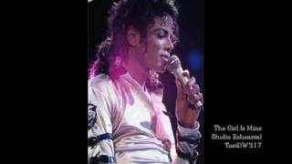 The Girl Is Mine(Studio Rehearsal)-Michael Jackson Featuring Paul McCartney