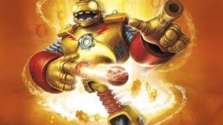 Skylanders Giants - Bouncer I-Beam Supreme Path Guide