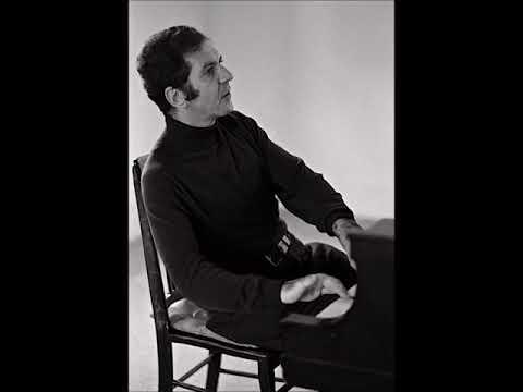 Claude Frank plays Beethoven - Sonata No. 10 in G major, Op. 14, No. 2