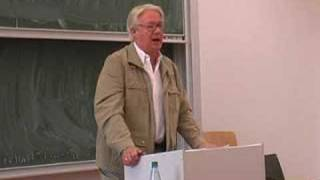 Tibor R. Machan: Human Rights Issues in Germany 1/6