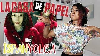 LA CASA DE PAPEL İZLEYEREK İSPANYOLCA ÖĞRENMEK!   İspanyolca Günlük İfadeler Video