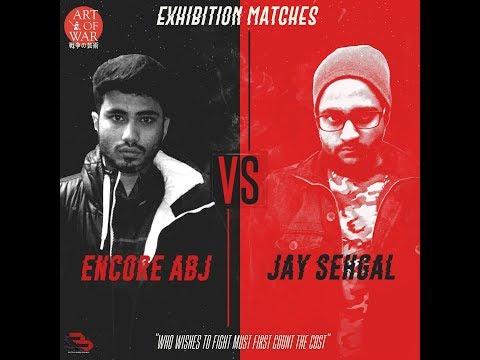 B3 India | Hindi Rap Battle | Encore ABJ vs Jay Sehgal | Art Of War | Battle Rap India