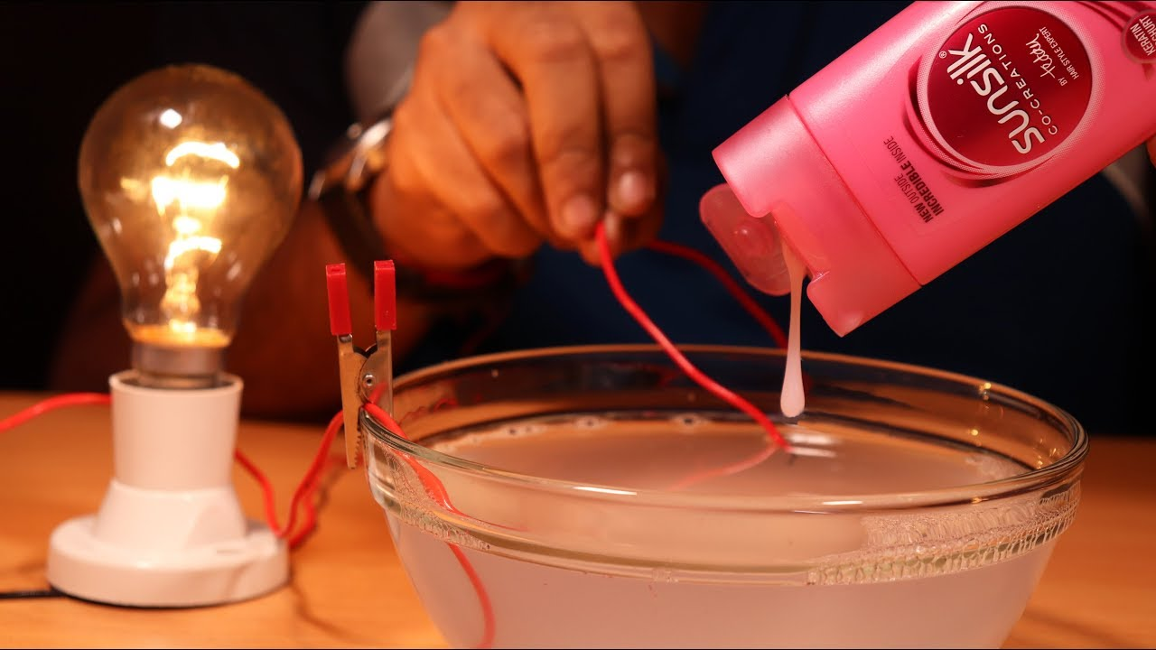 electricity science projects In part 1 of our back-to-school beginner science experiments about electricity series, we detail a science fair classic - the lemon battery you and your kids will utilize similar materials and techniques used by pioneers of electric energy when they began their experiments over a century ago.