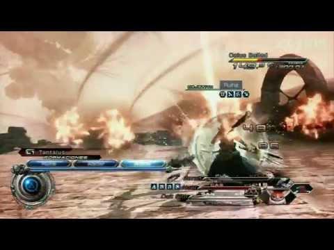Final Fantasy XIII-2 - Vídeo análisis