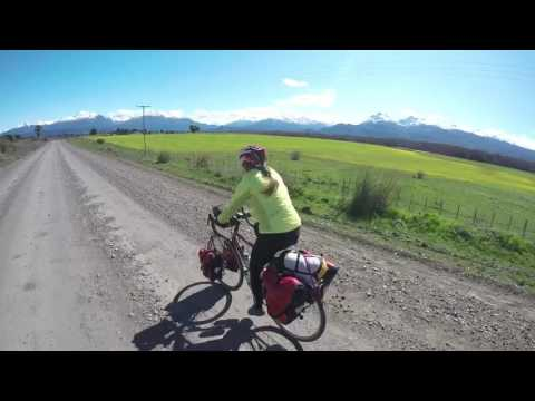 Pedaling for Patagonia - Cycling tour through Chile and Argentina